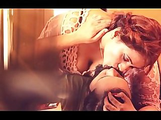 indian cheating housewife kissing
